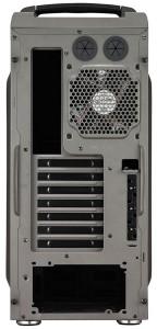 Корпус CoolerMaster Скаут - задняя панель