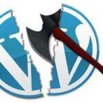 Новый вирус разрушающий сайты на CMS WordPress