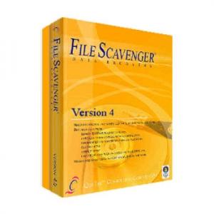 Восстановление данных с помощью программы File Scavenger