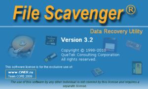 file-scavenger
