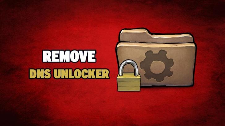 DNS Unlocker — что это? Как удалить программу?