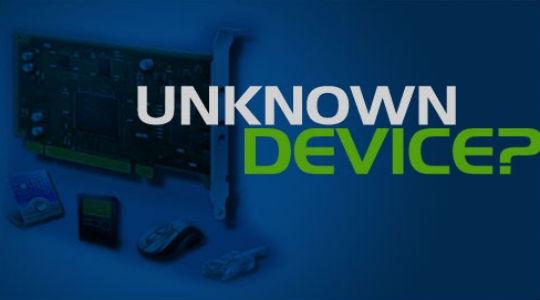 Что такое Unknown Device и как исправить эту ошибку?