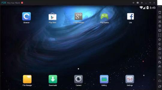 эмулятор Андроид для ПК Windows фото 1