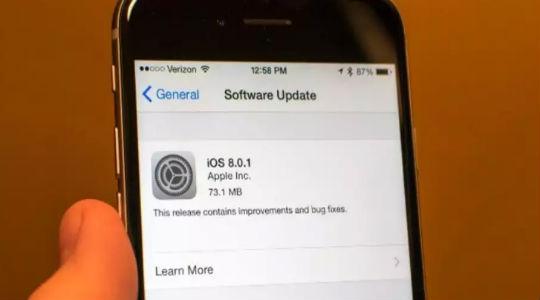 Как обновить iOS на Айфоне 4 фото 1