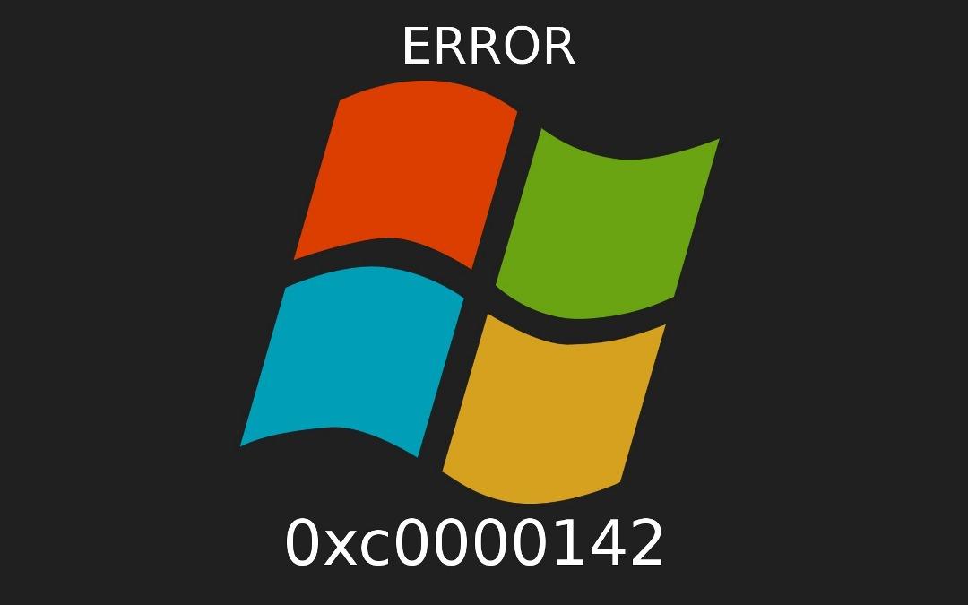 Ошибка 0xc0000142 запуска приложения в Windows