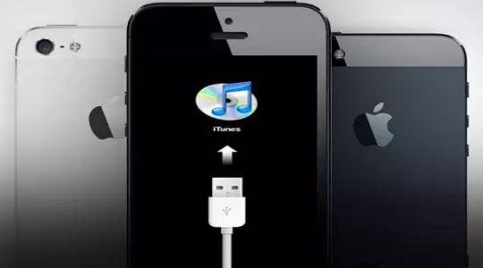 iPhone отключен, подключитесь к iTunes что делать фото 1