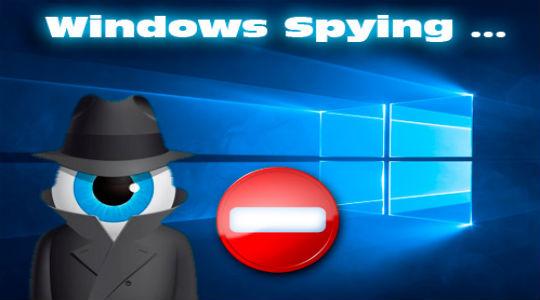 Телеметрия Windows 10