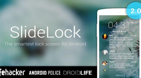 Блокировка экрана на Андроид бесплатно