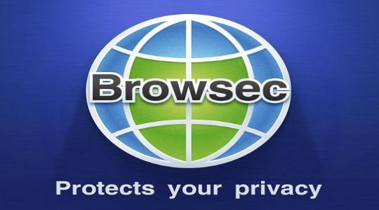Browsec расширение
