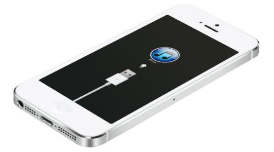 Как перепрошить Айфон 5 фото 1