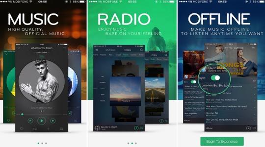 Приложение для скачивания музыки на Айфон