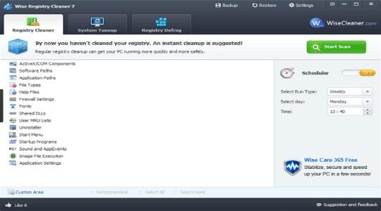 Программы для чистки реестра Windows 10 фото 1