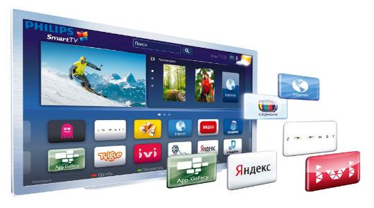 Приложения для Smart TV фото 1