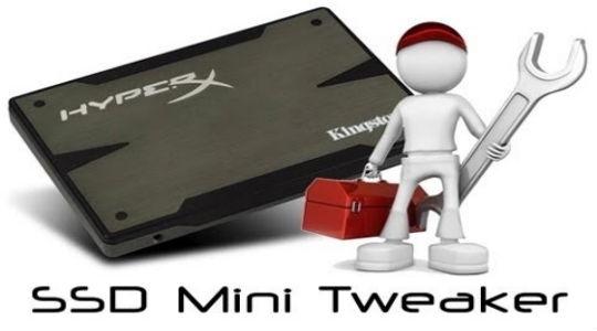 SSD Mini Tweaker