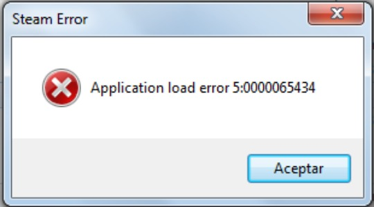 Application Load Error 5 0000065434 фото 1