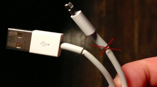iPad не заряжается фото 4