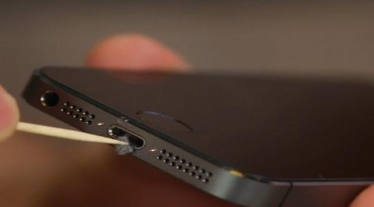iPad не заряжается фото 5