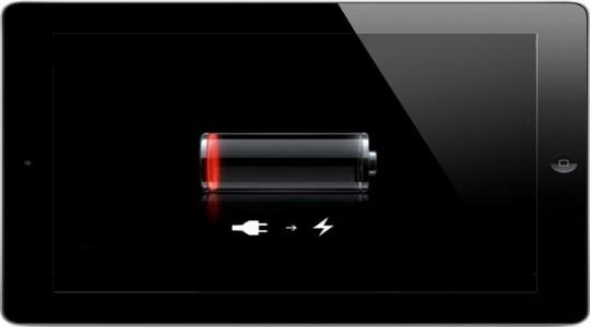 iPad не заряжается фото 6