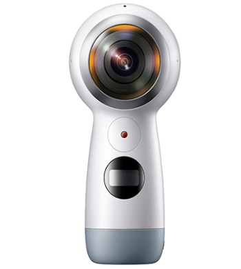 Камера Samsung Gear 360 фото 3