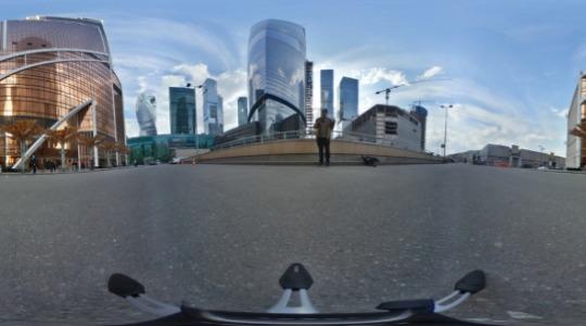 Камера Samsung Gear 360 фото 9