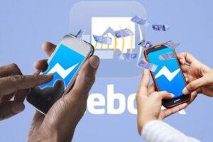 Теперь в Украине можно совершать переводы денег через Facebook