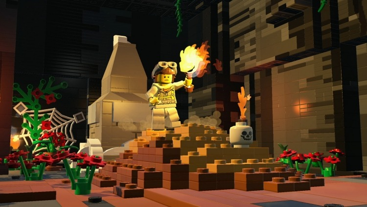 Последняя версия Lego Worlds