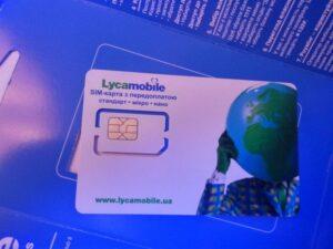 На украинском рынке запустился самый крупный в мире виртуальный оператор LycaMobile