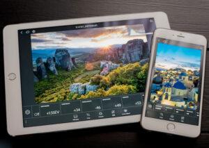 Adobe выпустили обновленную версию Photoshop Lightroom для iOS