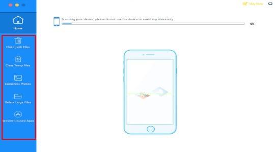 Как удалить файлы с Айфона фото 1