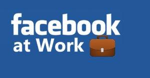 Специальная страница в Faceboook поможет найти интересную работу