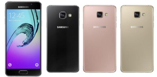 Galaxy A5 обзор фото 3