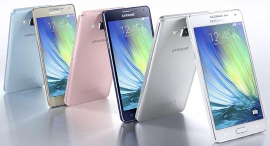 Galaxy A5 обзор фото 1