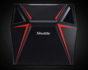 Выпущен ультракомпактный геймерский ПК Shuttle X1