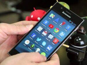 В Lenovo пристало вердикт не дать согласия через Vibe Pure UI да перевестись бери Android