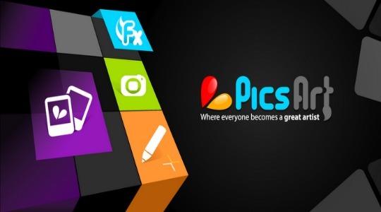Программа для редактирования фото PicsArt фото 1