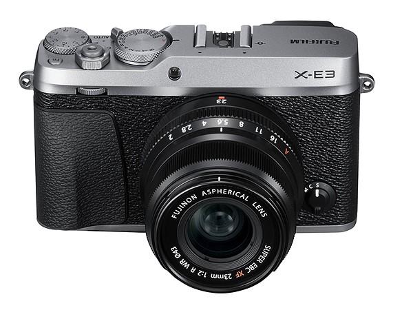 Беззеркальная камера Fujifilm X-E3 фото 2