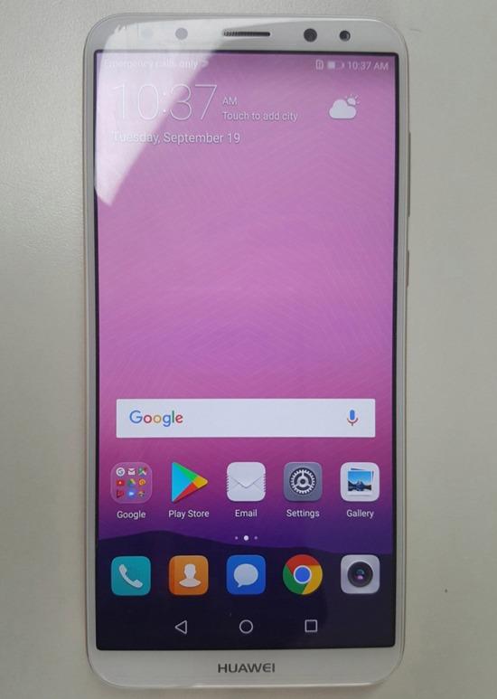 Huawei Mate 10 Lite фото 1