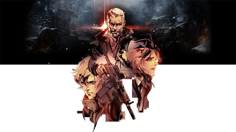 Square Enix представила Left Alive фото 1
