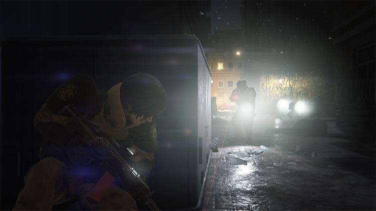 Square Enix представила Left Alive фото 4