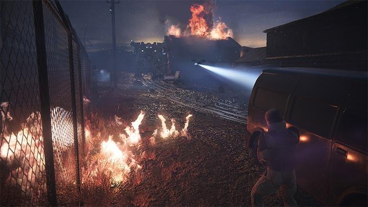 Square Enix представила Left Alive фото 5