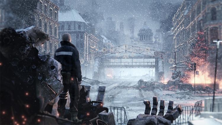 Square Enix представила Left Alive фото 2