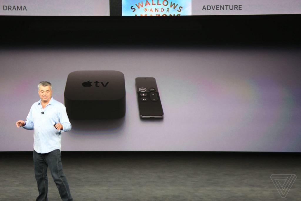 Apple телеприставка с 4К поддержкой фото 1
