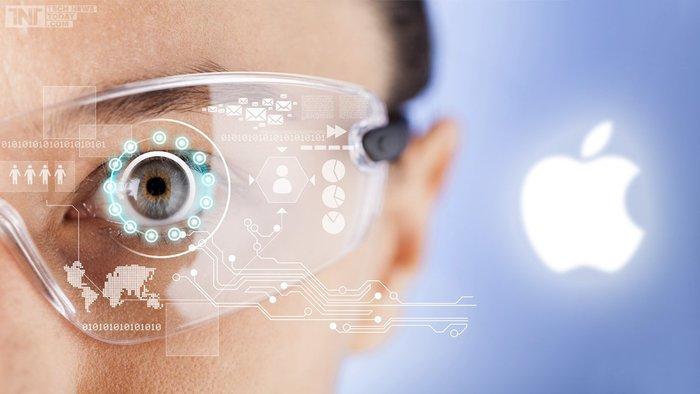Apple приложение c AR технологией
