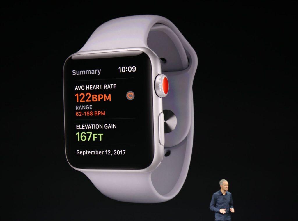 Apple Watch 3-го поколения фото 3