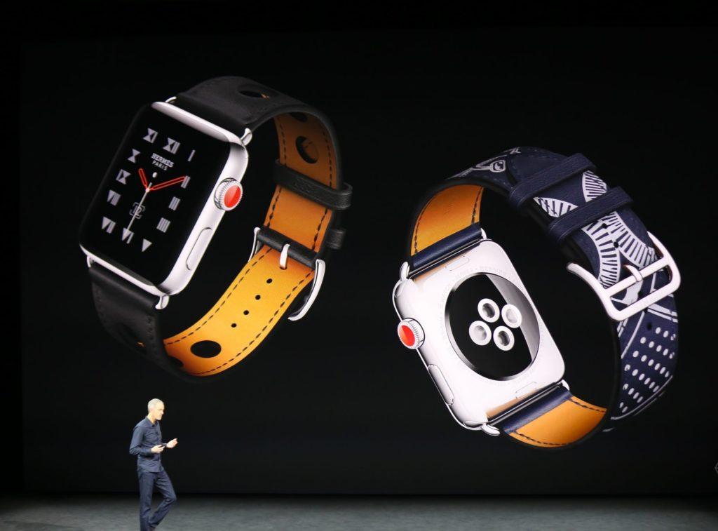 Apple Watch 3-го поколения фото 4