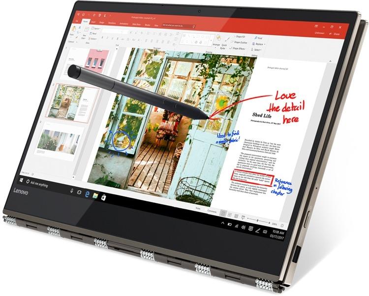 ноутбук-трансформер Yoga 920 фото 3