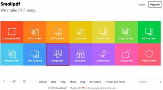 Как объединить несколько файлов pdf в один фото 3