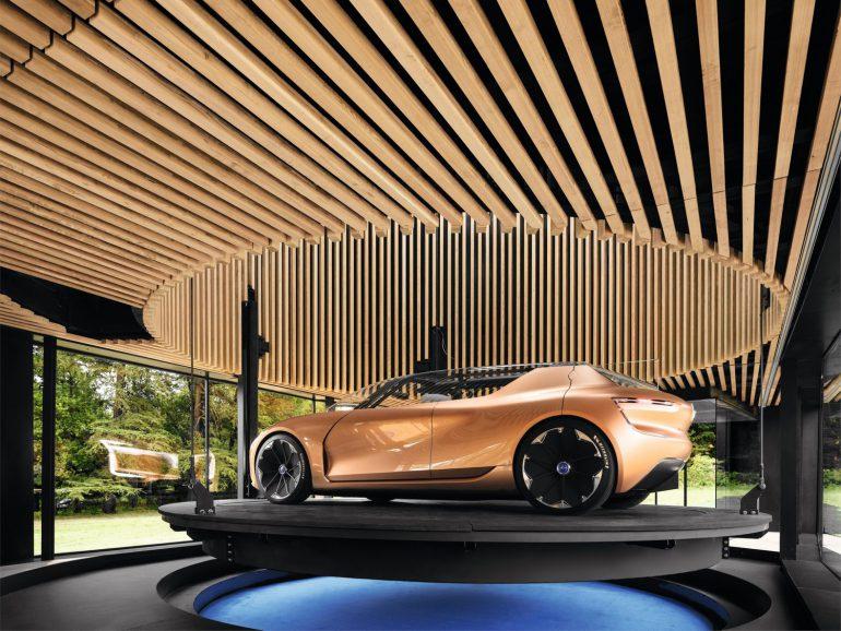 Электромобиль будущего Renault SYMBIOZ фото 11