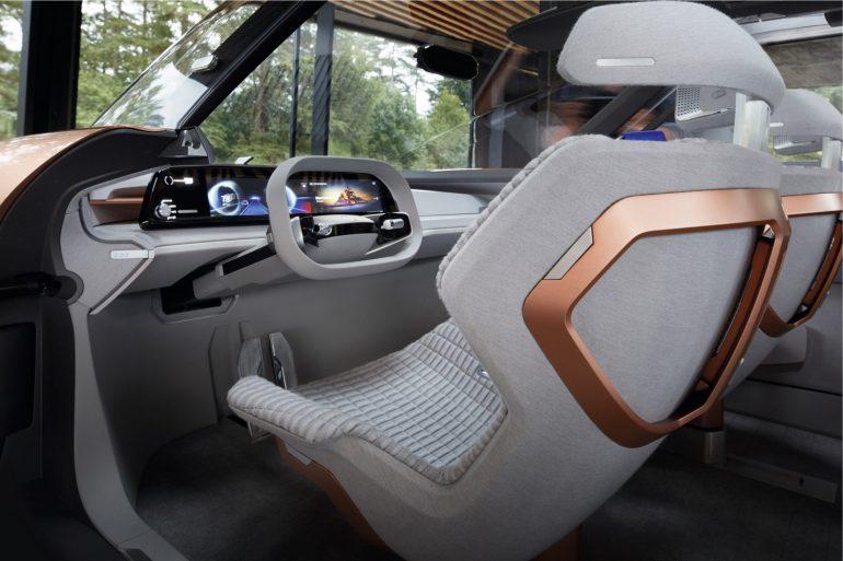 Электромобиль будущего Renault SYMBIOZ фото 17