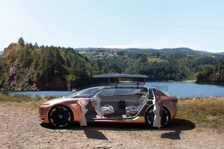 Электромобиль будущего Renault SYMBIOZ фото 3